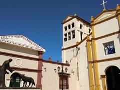 San Francisco church; Leon