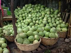 Watermelon for sale; Estelí