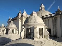 Rooftop view of Basílica de la Asunción; Leon