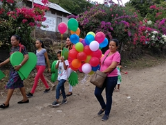 Party time on Ometepe!