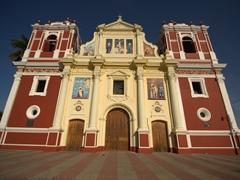 Church of El Calvario; Leon