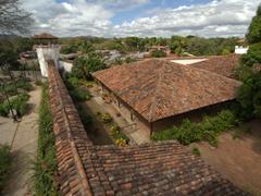 View from Granada's gunpowder fortress