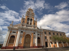 Xalteva church; Granada