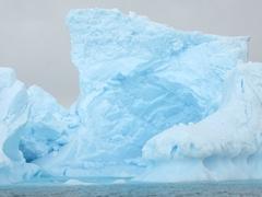 Blue iceberg; Cierva Cove