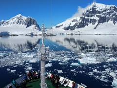 A gorgeous cruise through the Neumayer Channel