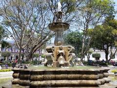 Central Park; Antigua