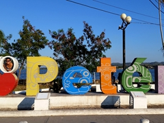 Peten - the northernmost department (state) of Guatemala