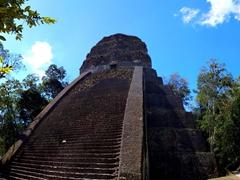 Temple V; Tikal
