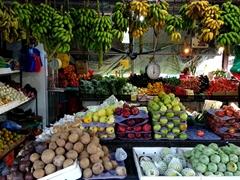 San Ignacio fruit market