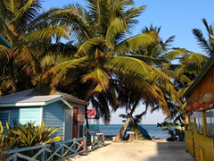 We loved the sleepy, relaxed pace of Caye Caulker
