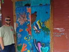 Lionfish souvenir shack