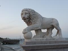 Bridge of Lions; St Augustine