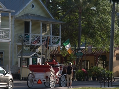 Horse-drawn carriage tours on offer at St Augustine