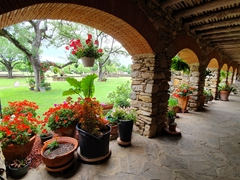 Archways of Mission Espada
