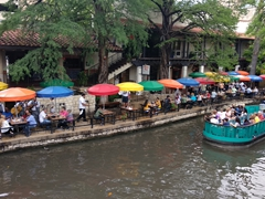 River walk boat tours are a popular option for those who don't want to walk