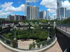 Skyline of Austin