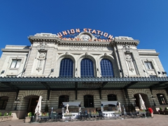 Union Station; Denver
