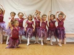 Norah's ballet recital