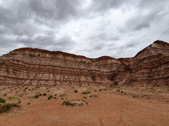Dramatic scenery at Grand Staircase-Escalante
