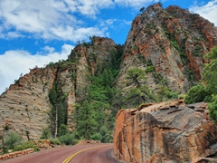 Towering rock formations leave us gobsmacked at Zion National Park