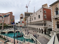 The Venetian; Las Vegas