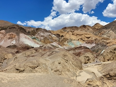 Artist's Palette; Death Valley