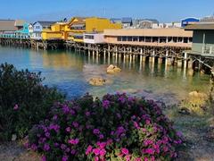 Fisherman's Wharf; Monterey
