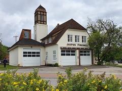 Fire station; Jasper