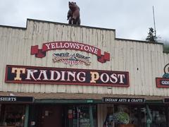 Trading Post; Yellowstone