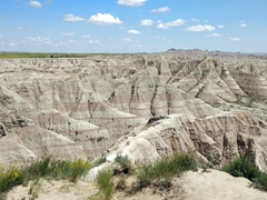 White River Valley; Badlands