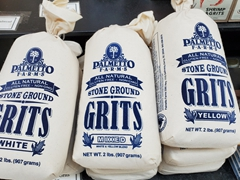 Grits for sale; Charleston