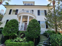 Our favorite house on King Street; Charleston