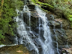 Soco Falls; Great Smoky Mountains