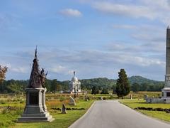 Cemetery Ridge; Gettysburg