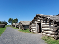 Muhlenberg Huts; Valley Forge