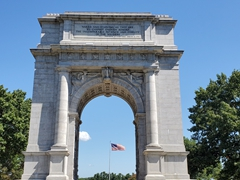 National Memorial Arch; Valley Forge