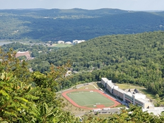 US 9W overlook; United States Military Academy