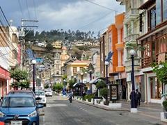 Otavalo down town