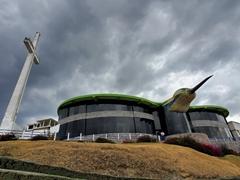 Hummingbird house (Casa de Colibri); Otavalo