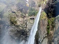 Waterfall at Devil's Cauldron