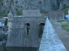 Bastion Bembo (1540) on the Shkurda River