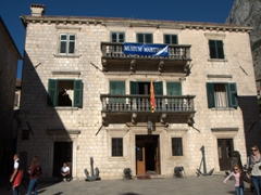 Grgurina Palace (Maritime Museum)