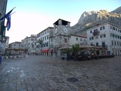 Arms Square (Trg od oruzja), the main town square