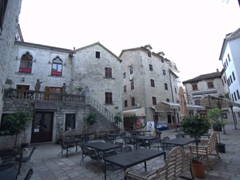 A hidden square tucked away in Old Town