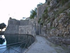 Kotor's Old Town is considered to be the best-preserved medieval walled town in the entire Mediterranean