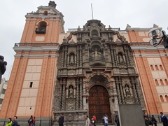 Basilica and Convent of Nuestra Señora de la Merced, Lima