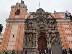 Basilica and Convent of Nuestra Señora de la Merced, Lima