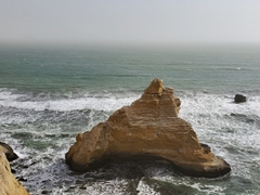 The Catedral; Paracas National Reserve
