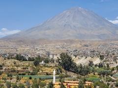 El Misti Volcano; Arequipa
