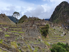 Another viewpoint of Machu Picchu